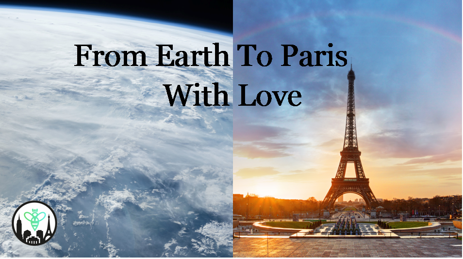 Special Report: With COP21 in the last lap, Paris receives a loveletter