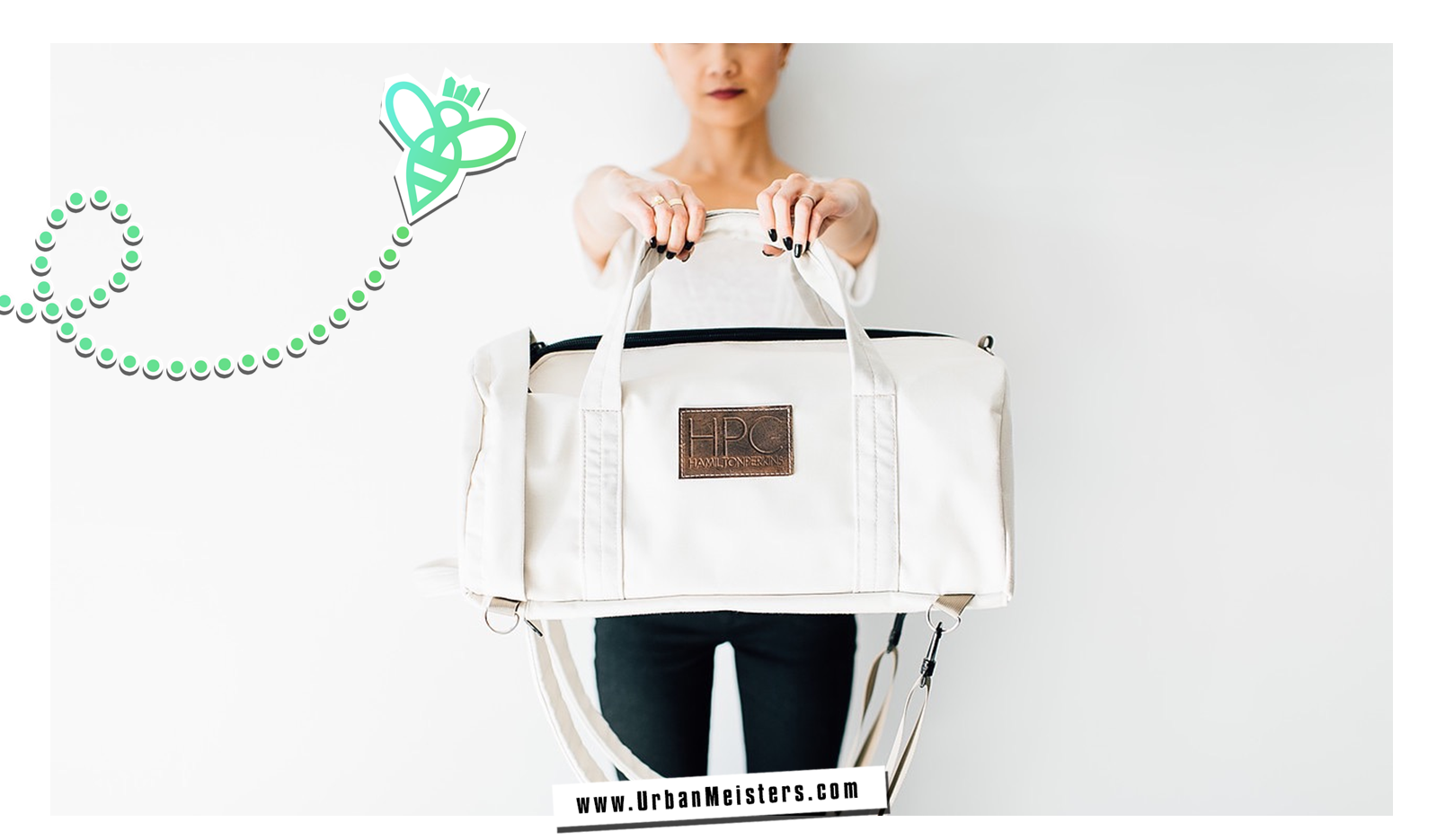 [GREEN TRAVEL FASHION] Each bag makes a difference