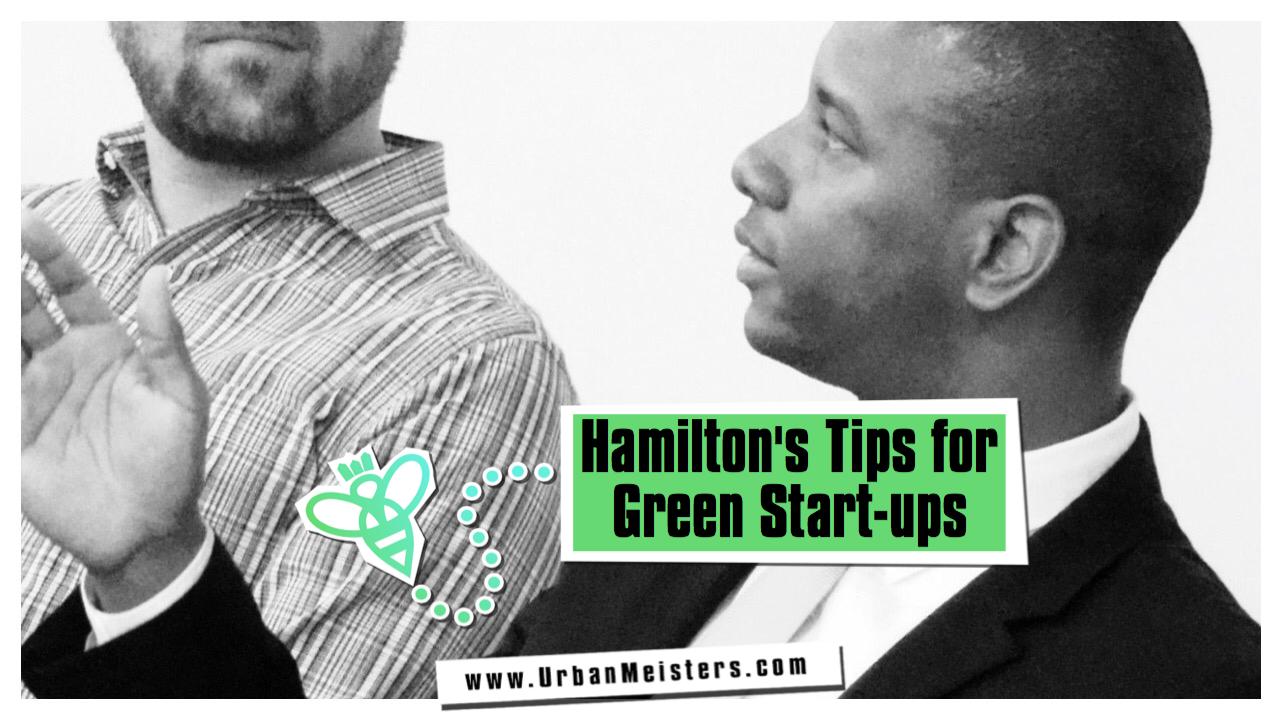 3 ways to grow: Start-up action plan for Green Entrepreneurs