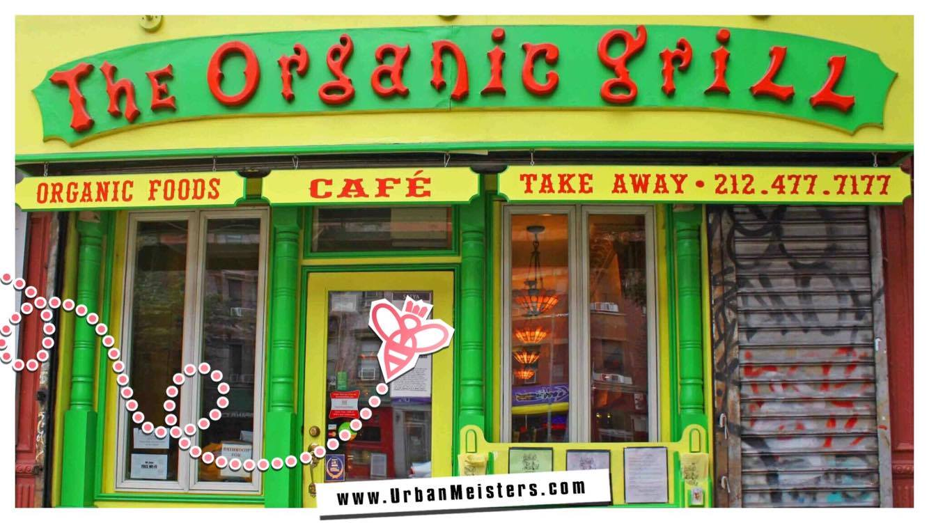 [GREEN NEW YORK Guide] Get a taste of organic goodness!