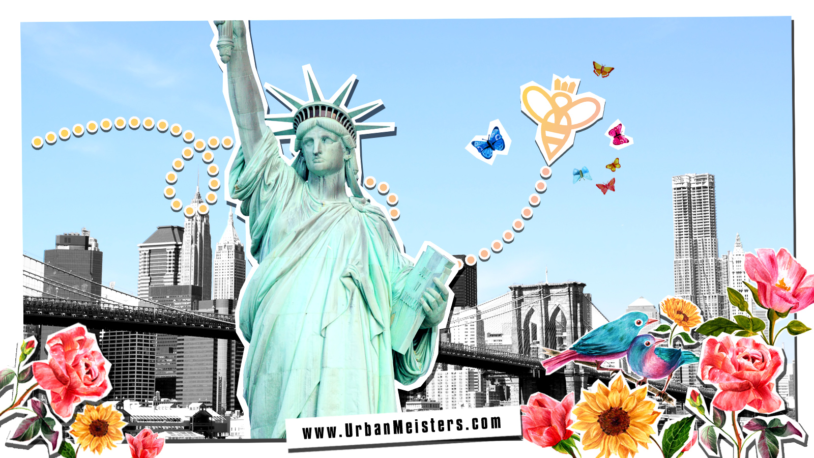 [GREEN NEW YORK GUIDE] with One Heart Spots App