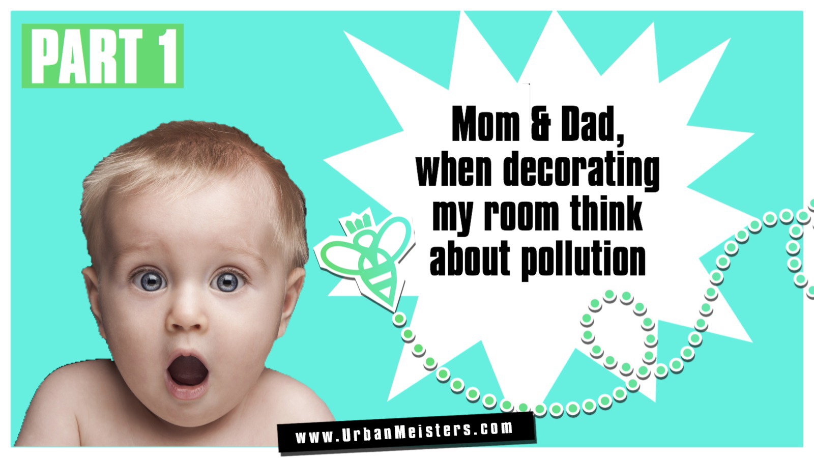 [PODCAST] How to plan pollution free decor for child's room?