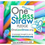 ONE STRAW LESS