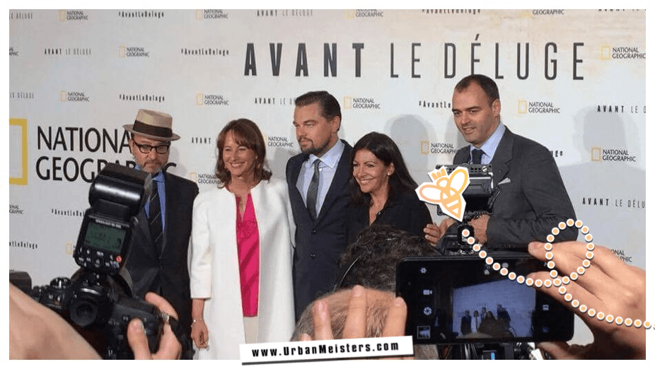 [EXCLUSIVE] Inside Premiere of Leonardo DiCaprio's BEFORE THE FLOOD