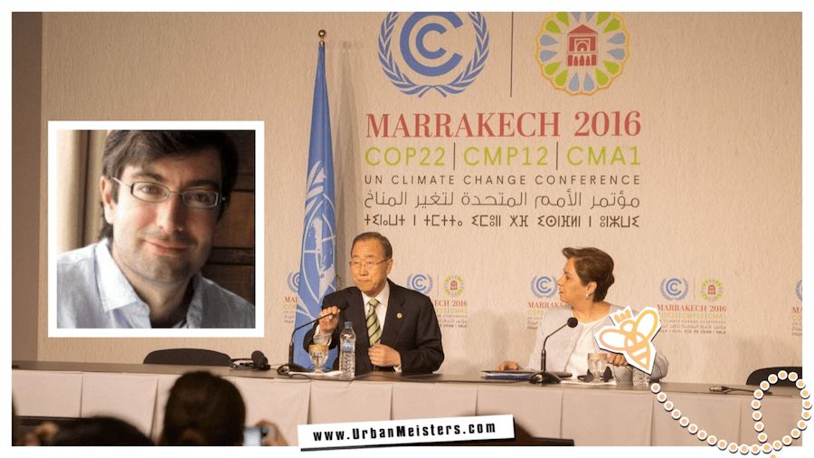 [COP22] Reporting Live from Climate Change Conference in Marrakech