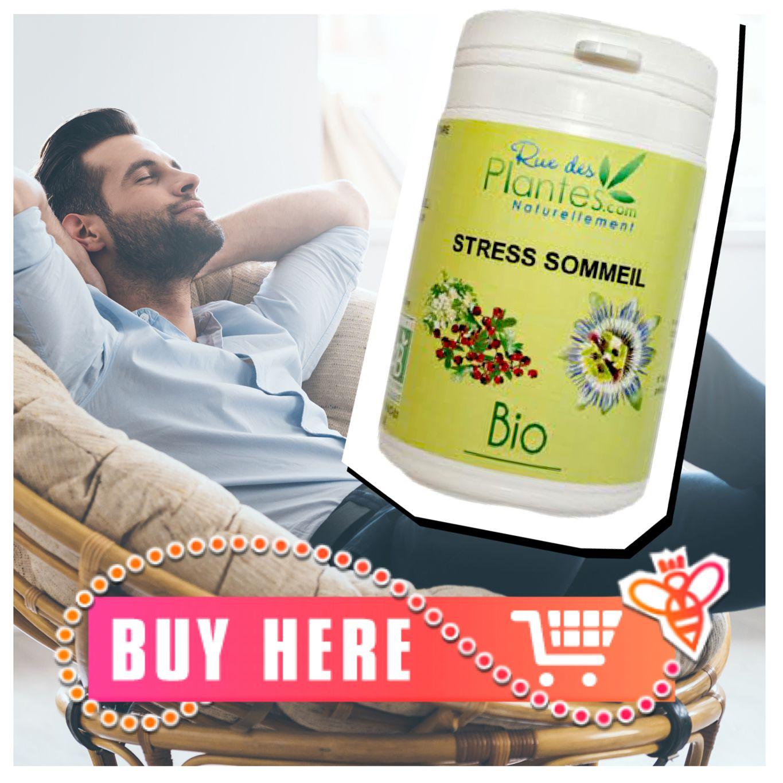Compléments alimentaires naturels Calmant-Stress BIO