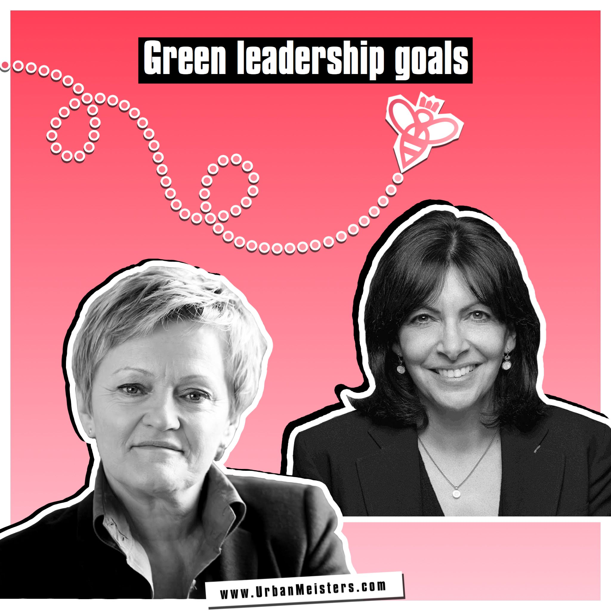 Green woman power_3_Anne_Hidalgo_Renate_Künast