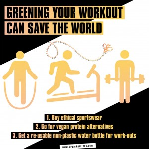 GREEN FITNESS TIPS