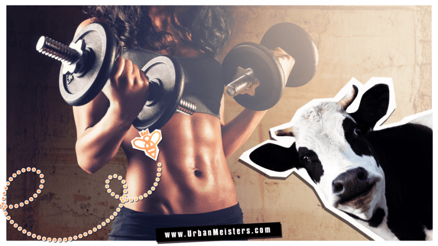 GREEN FITNESS TIPS: NO MEAT PROTEIN