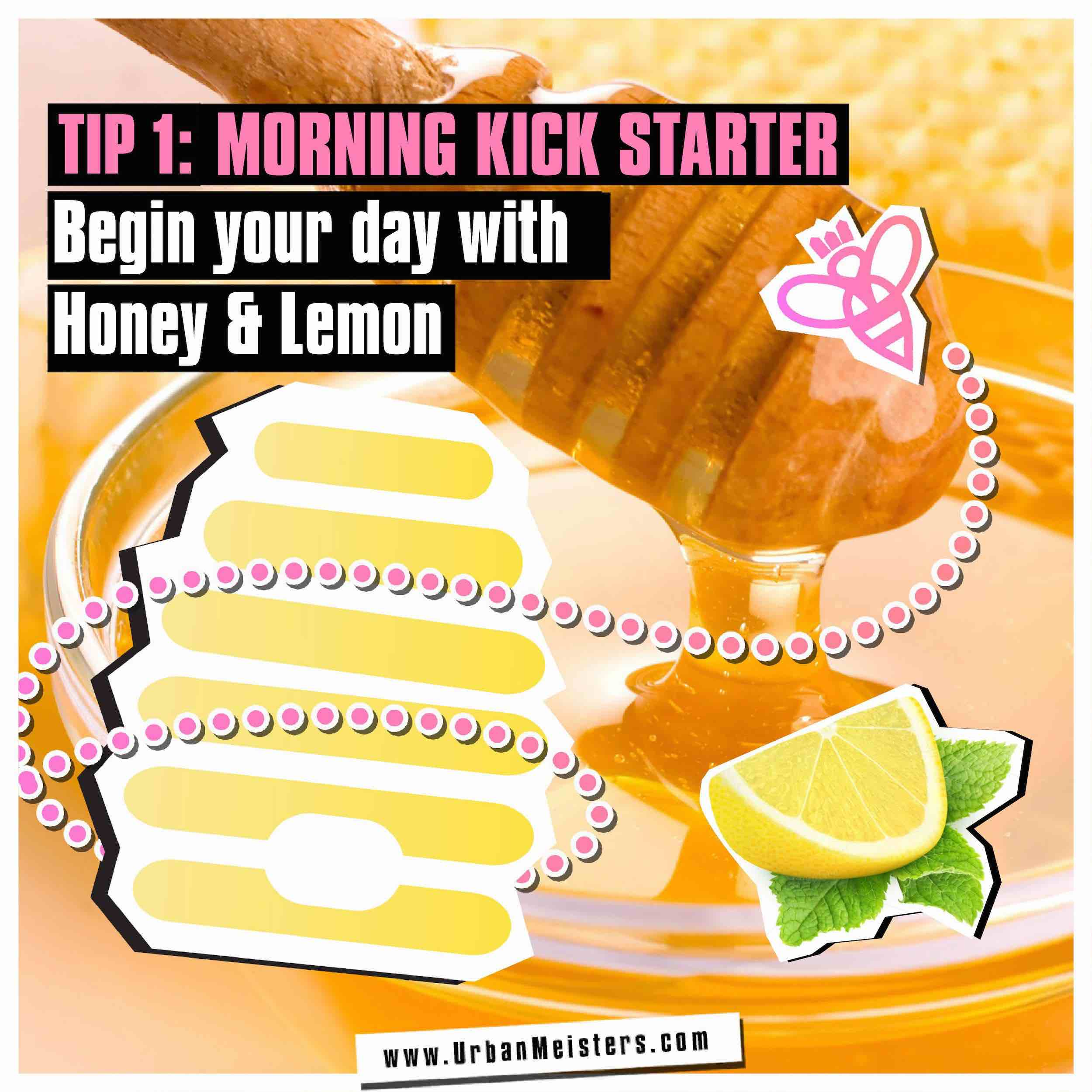 Honey benefits daily