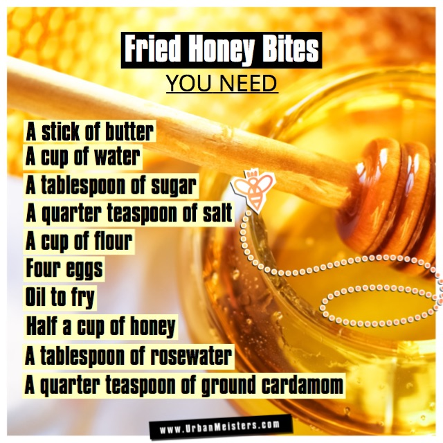 Honey recipes 2 ingredients