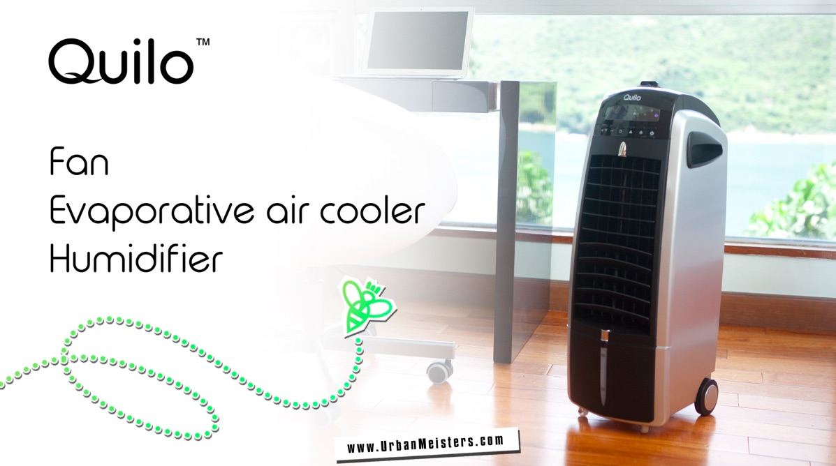 BEAT THE HEAT WAVES WITH QUILO 2