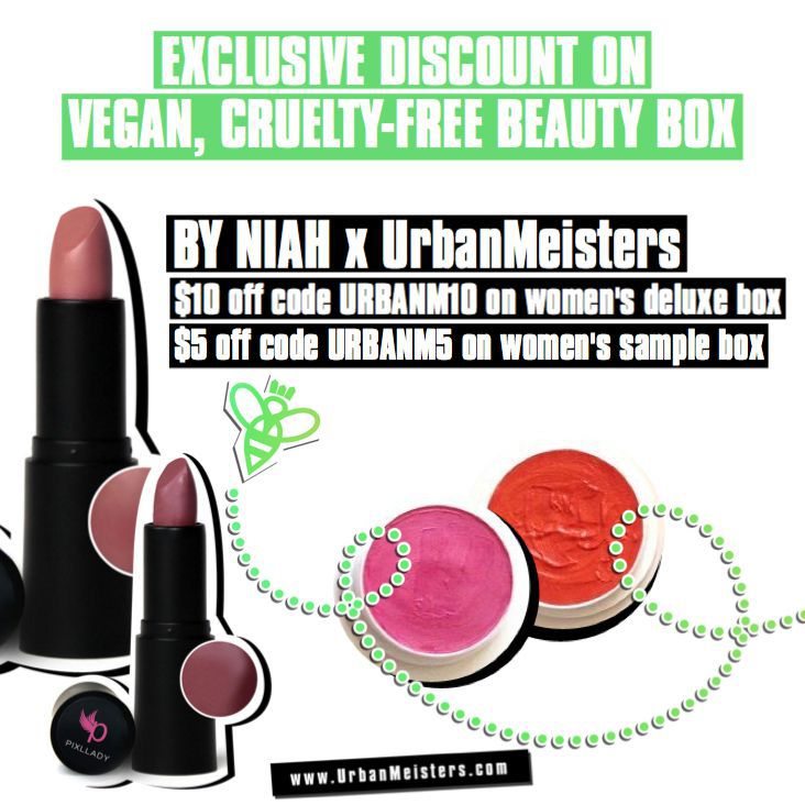 Niah box discount