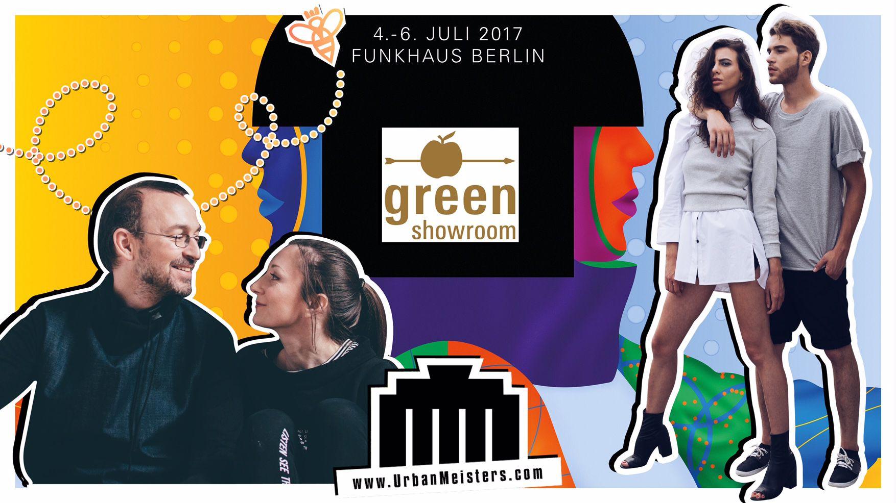 [GREEN FASHION] Meet urban ecofashion brand Movinun from Berlin Fashion Week