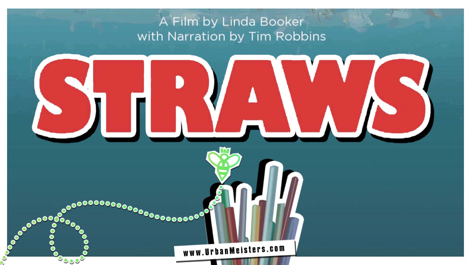 [EXCLUSIVE] Award winning filmmaker Linda Booker of Straws on ocean plastic