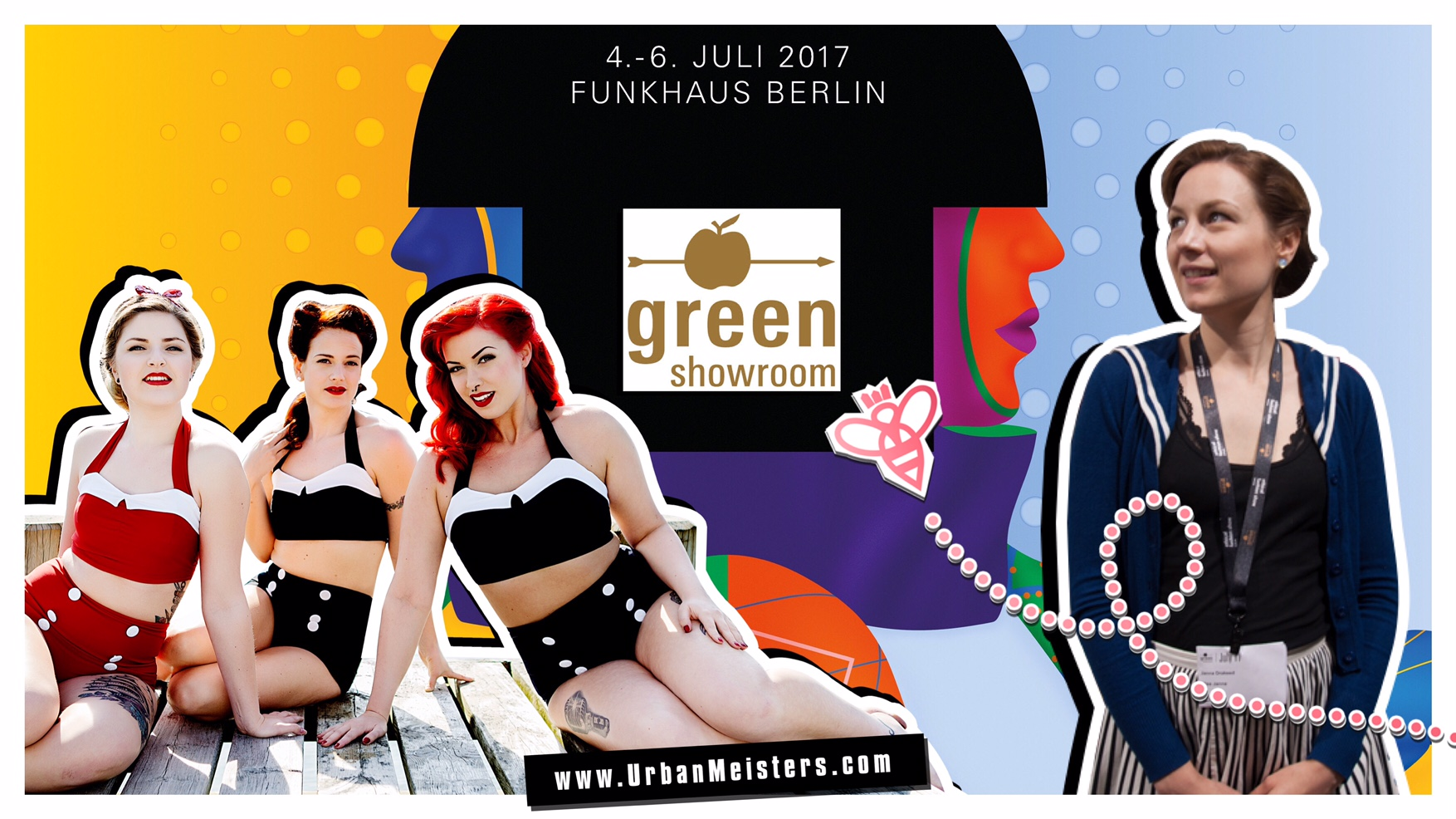 [GREEN FASHION] Sustainable swimwear brand Miss Janna from Berlin Fashion Week