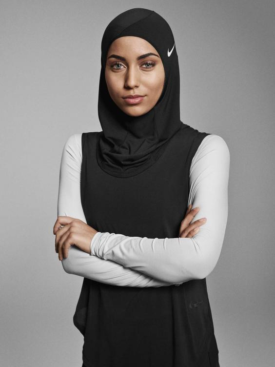 ecofriendly islamic fashion brands Nike