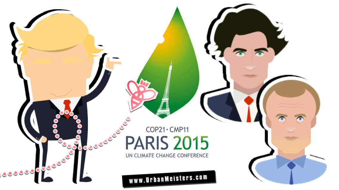 [INFOGRAPHIC] Trump 'Breaking Bad' with Paris Agreement
