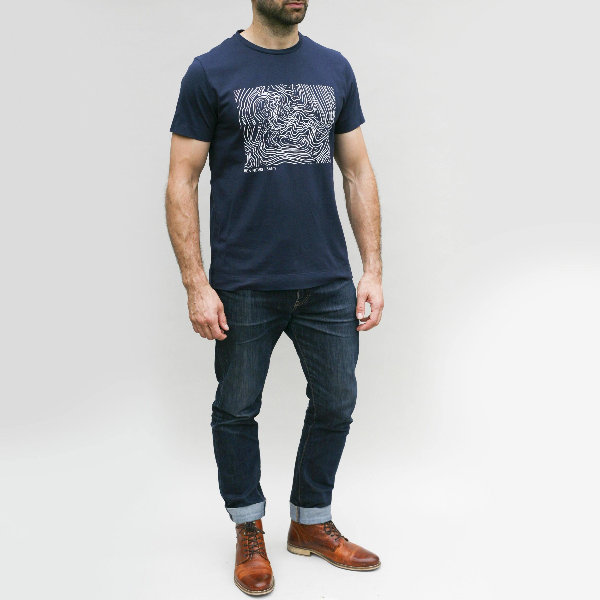 Ben Nevis T-shirt ASANOX OUTERWEAR-1