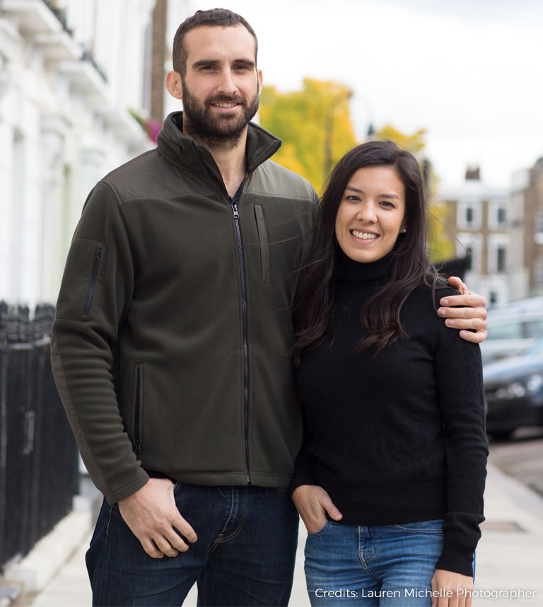 Founders ASANOX OUTERWEAR James and Julia