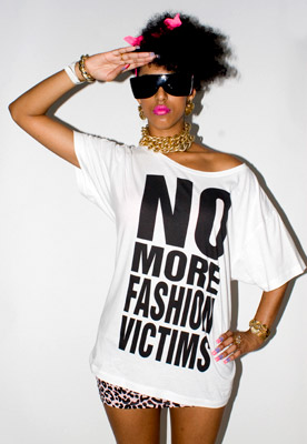 katharine-hamnett sustainable fashion slogan t-shirts
