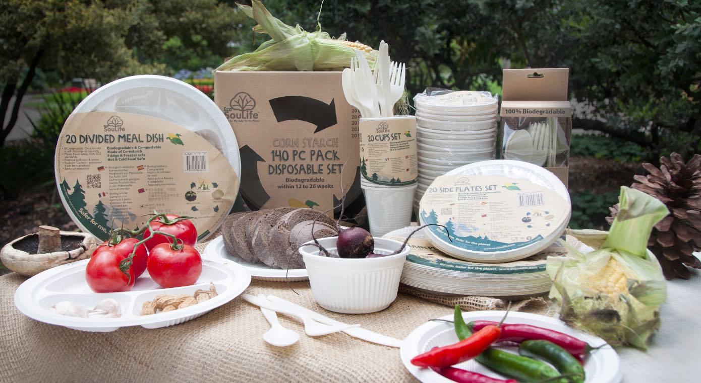 Ecosoulife sustainable disposables