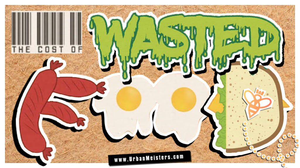 [GREEN TIPS INFOGRAPHIC] #Foodporn has a dark side – food wastage!