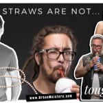 [GREEN ART DIGEST] Green lens of Wes Kroninger on plastic straws