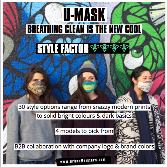 air pollution mask details