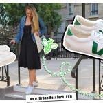 sustainable sneakers Veja Mirela