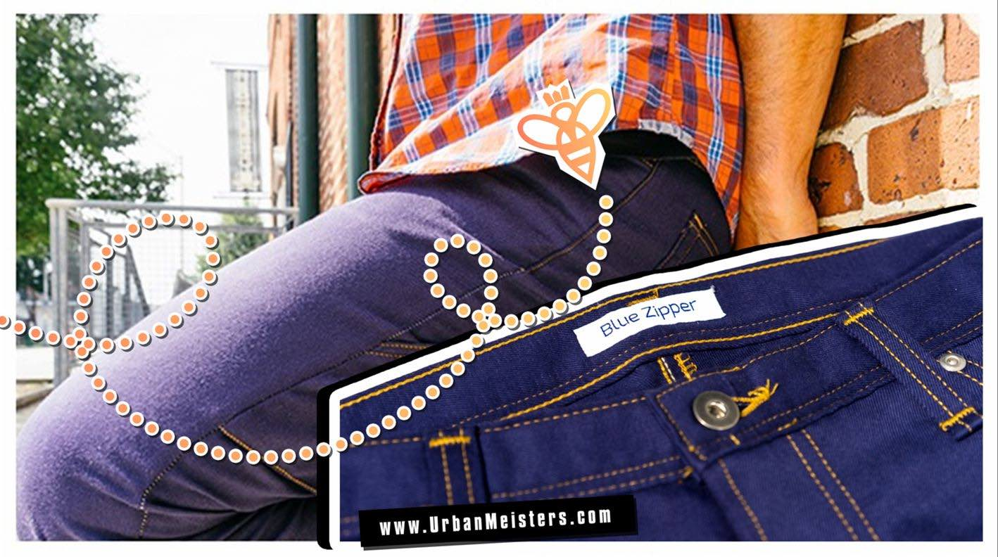 [GREEN FASHION] Why you need to go polyester free with Blue Zipper