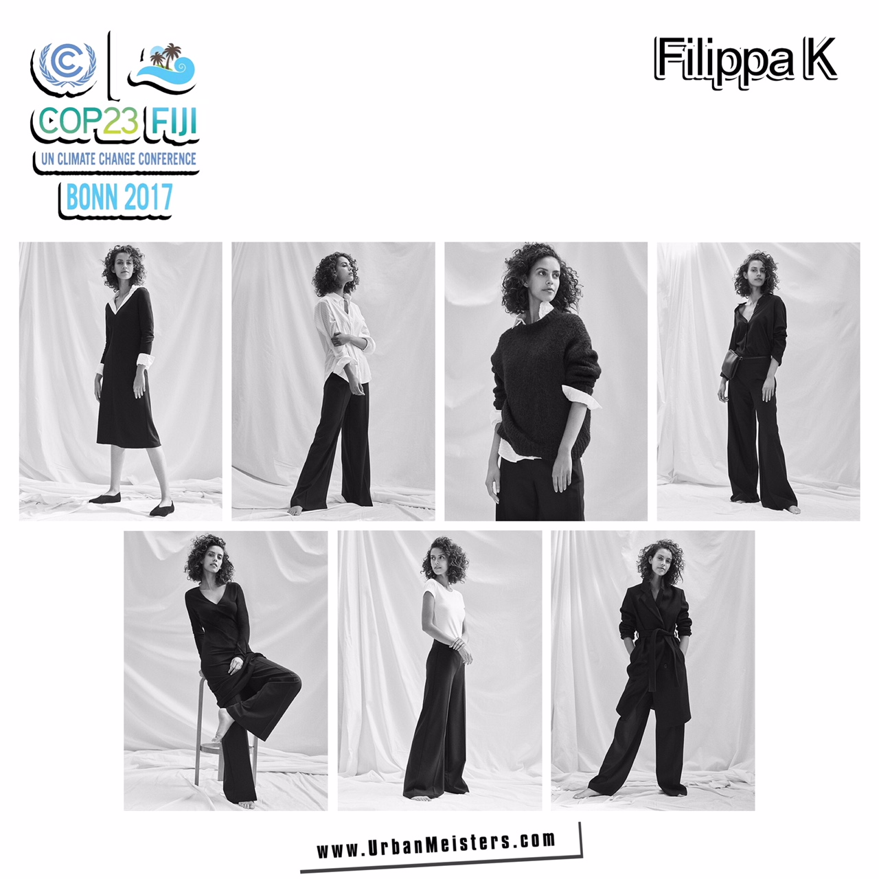 COP23 fashion FilippaK campaign