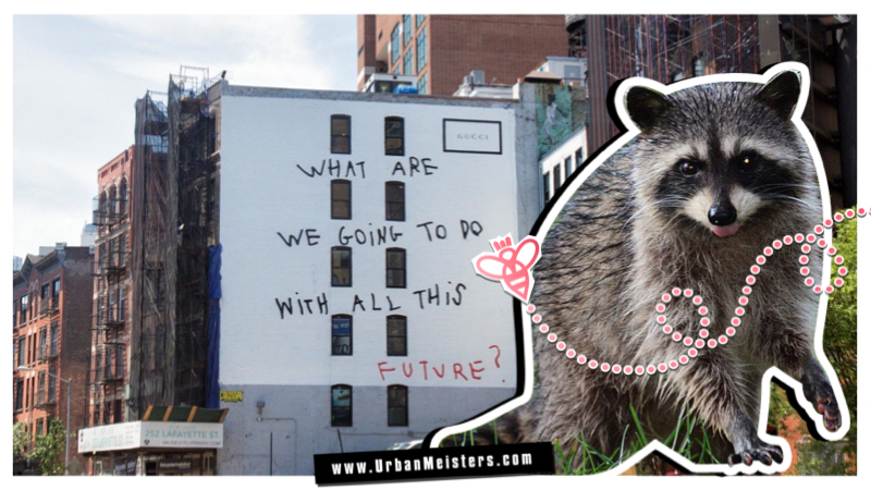 [GREEN FASHION] Gucci goes fur free & how you can too!