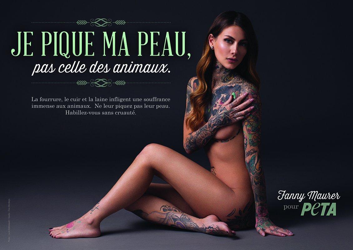 fur free peta france