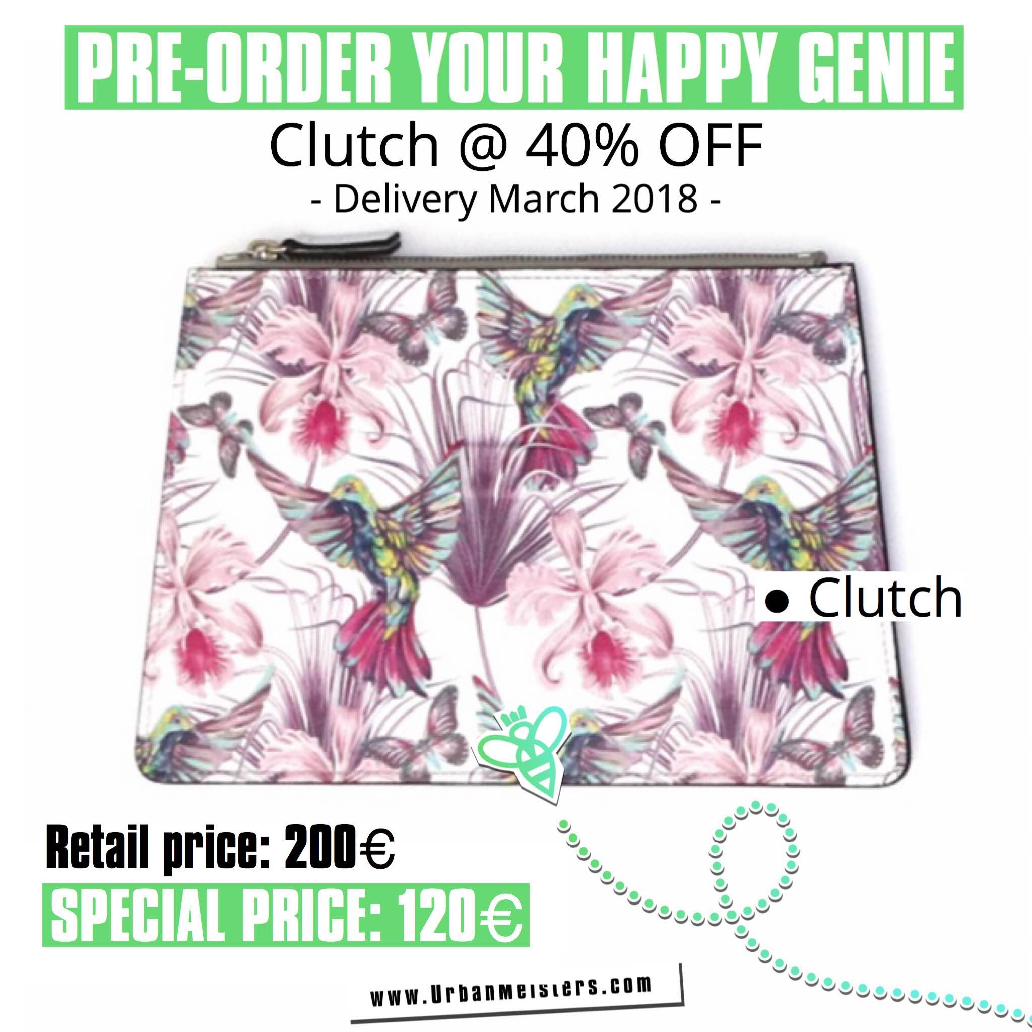 vegan handbags happy genie pre order 3