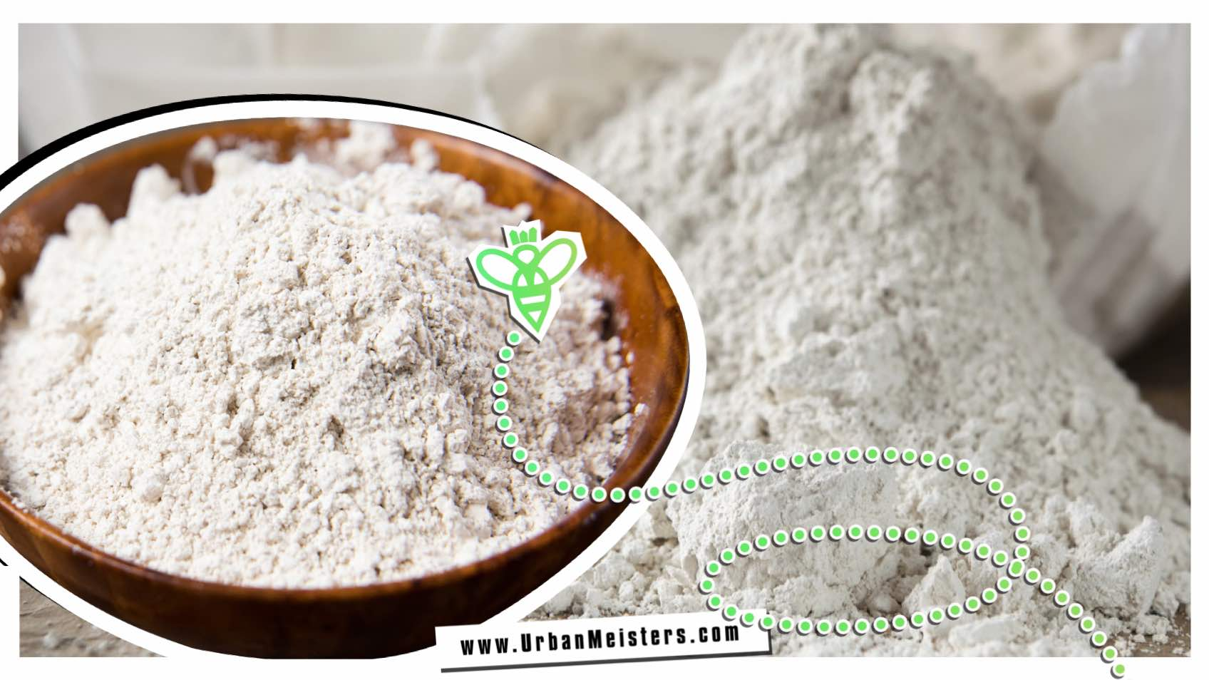[ZERO WASTE] 40+ DIY uses of Diatomaceous Earth for health, home & personal care