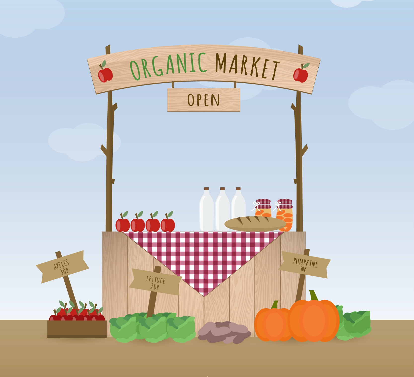 Marketing for organic products 6
