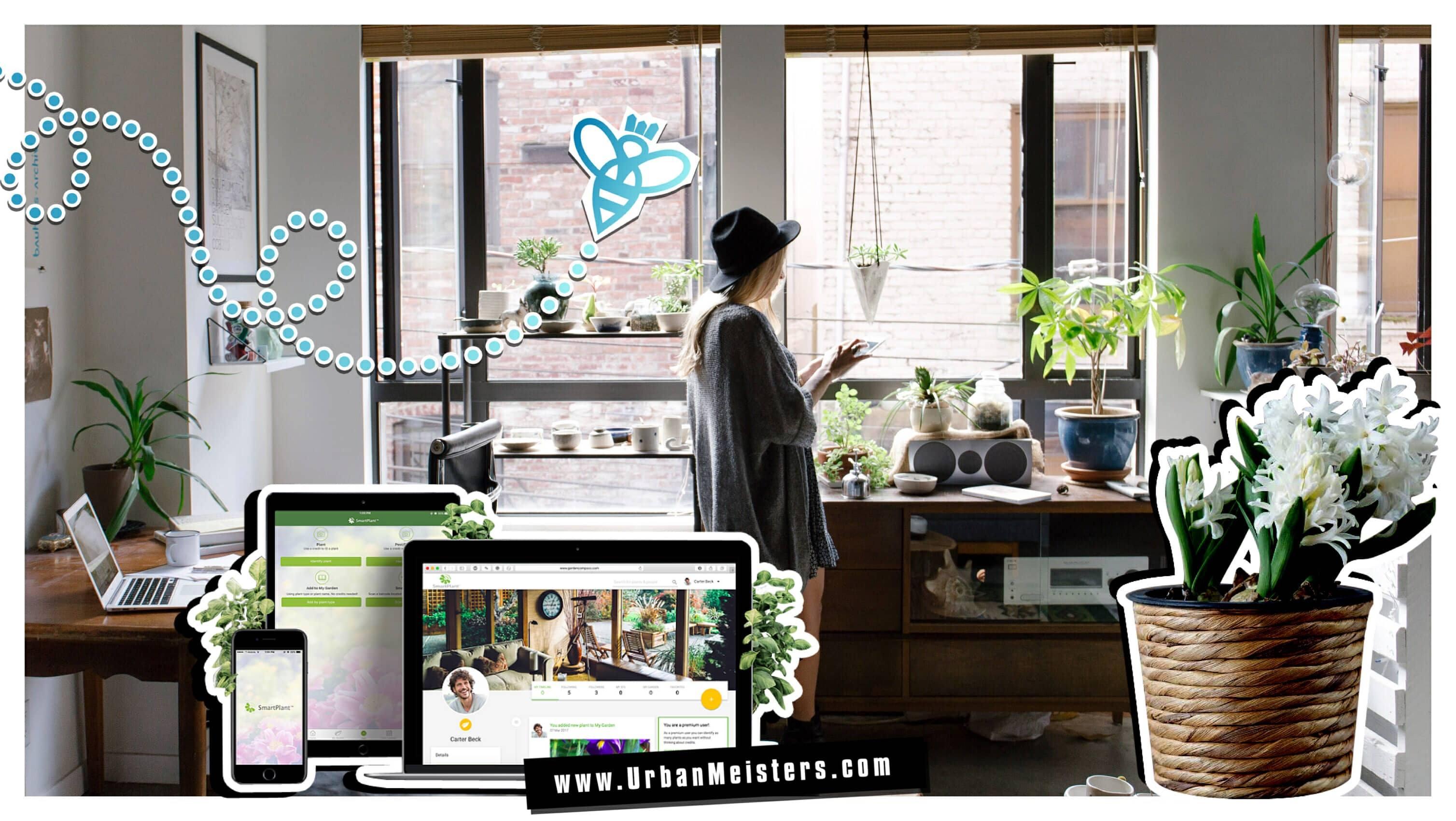 Smart Plant app