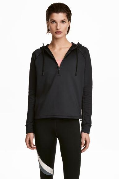 sustainable sportswear fleece