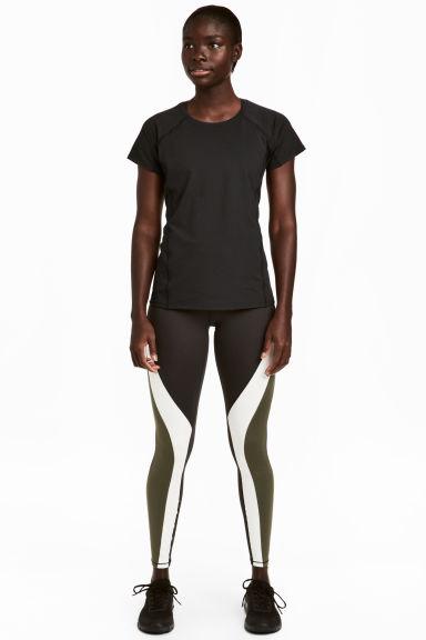 sustainable sportswear tights