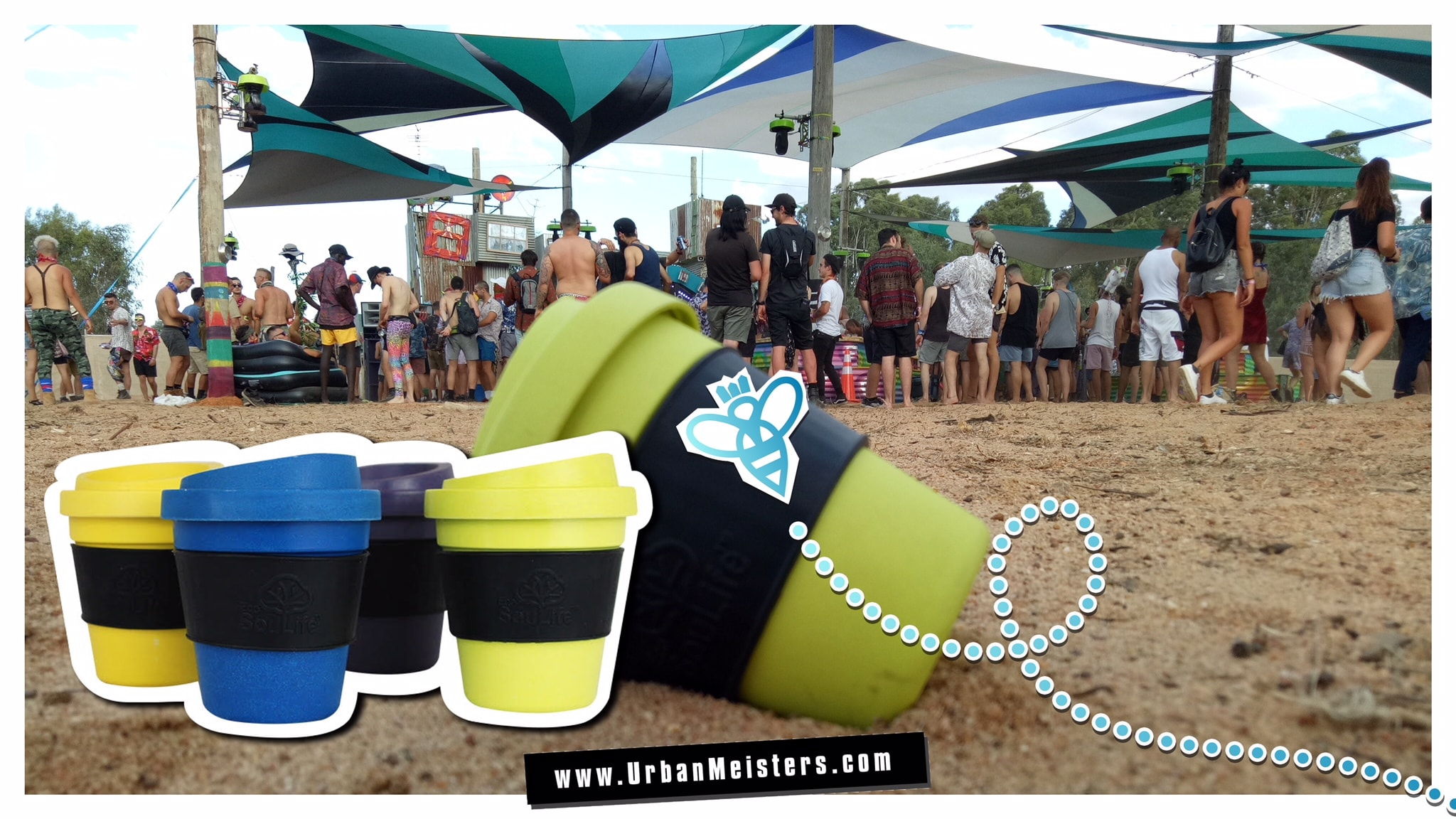 [GREEN MUSIC] Attend music festivals & leave a greener footprint by going Zero waste!