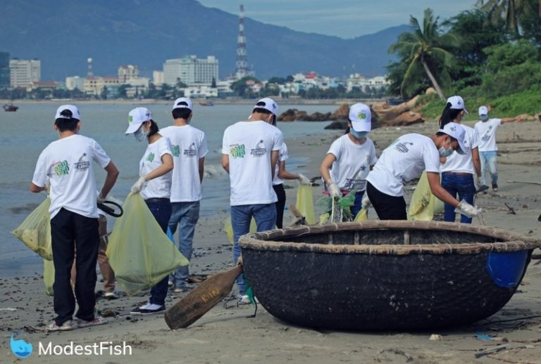 Take care of Beaches-Cleanup drives